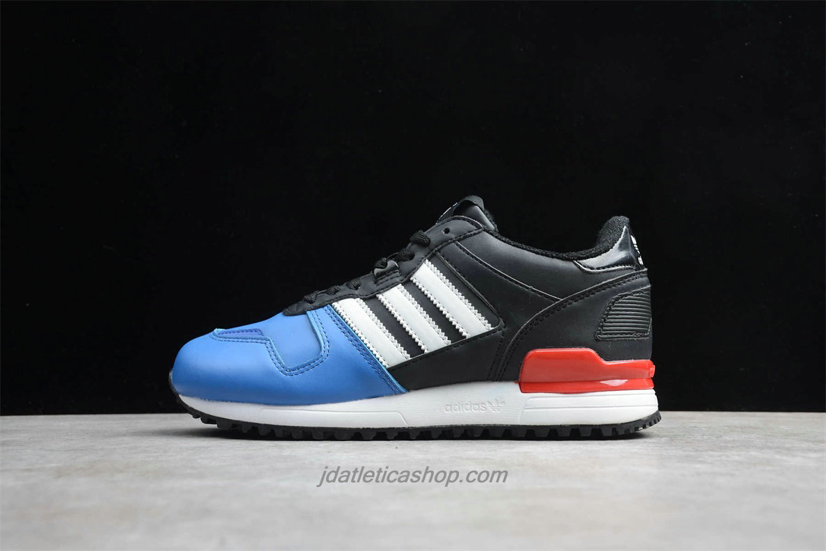 Scarpe Adidas Originals ZX 700 Leather AQ5315 Blu / Nero