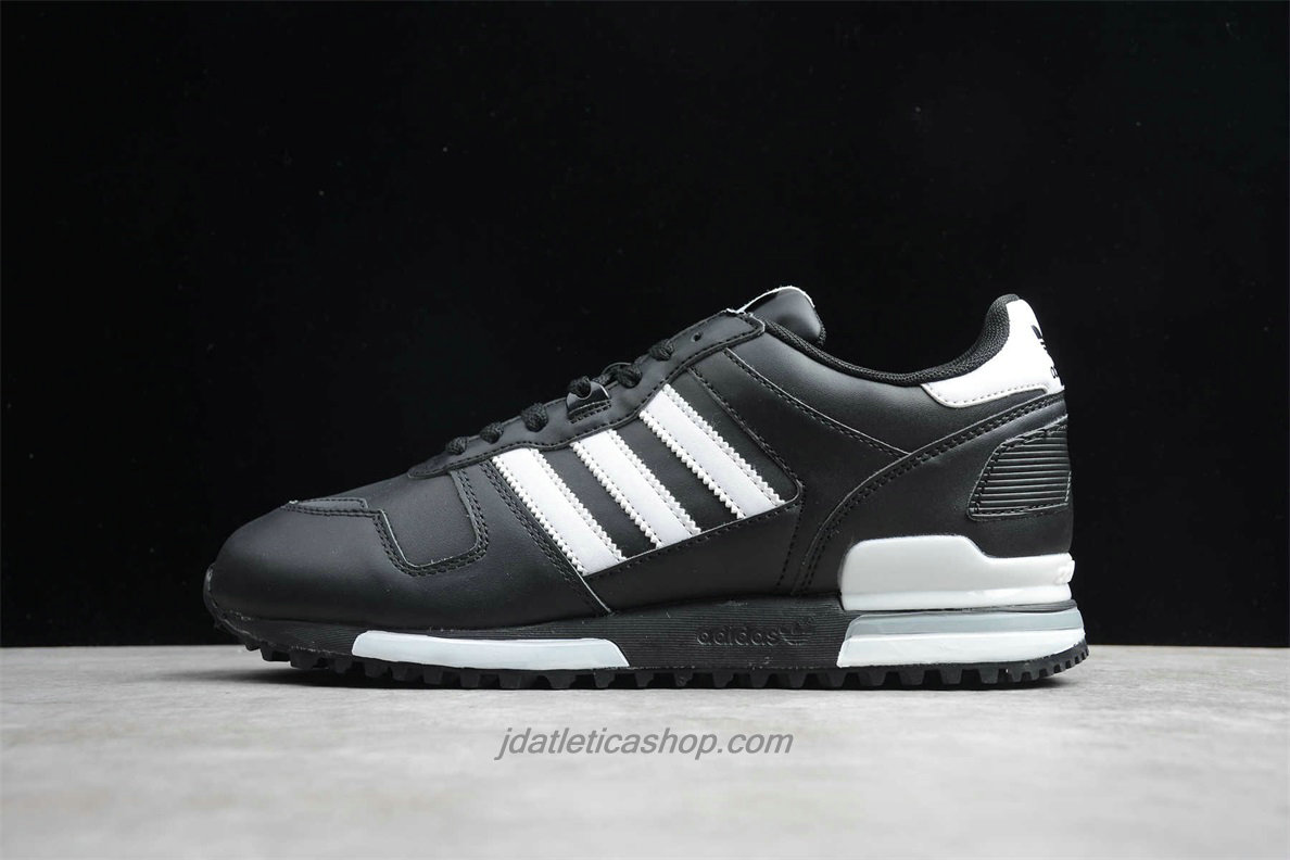 Scarpe Adidas Originals ZX 700 Leather G63499 Nero / Bianca